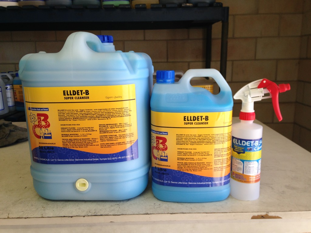 barrell chemicals elldet-b