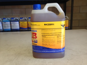 barrell chemicals bacteriell