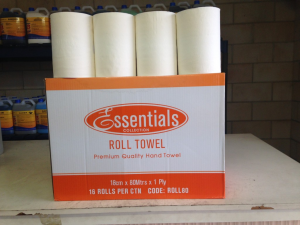 barrell chemicals paper hand towells