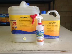 barrell chemicals wipeaway